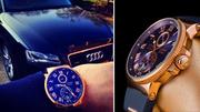 Элитные мужские часы Ulysse Nardin (Бельгия)