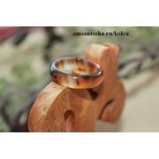 Кольца из натуральных камней